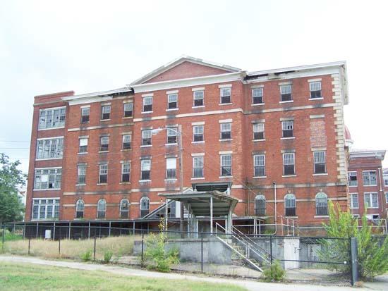 Sc State Hospital Babcock Building